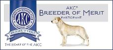 Everso Labs - AKC Breeder of Merit